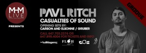Paul Ritch at 180 Pearl St. Friday, March 14th